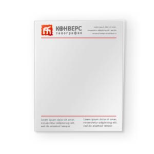 Лавсановые папки с логотипом в Москве